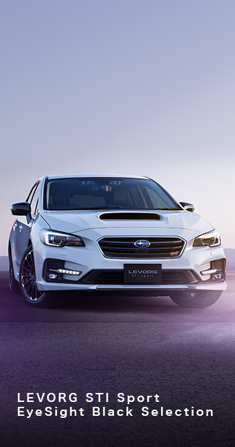 LEVORG 1.6GT EyeSight Smart Edition